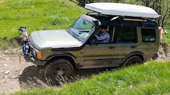 Land Rover Discovery 2 Upgrade