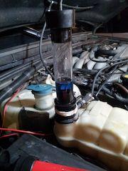 Head Gasket Combustion Leak Test