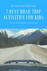 7 Best Road Trip Activities for Kids