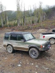Land Rovers Love Mud