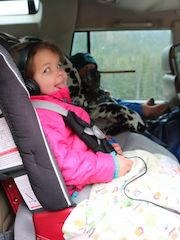 Screen Time on Road Trips - use screen time as a treat in the car on long road trips. It is hard for children to sit still for long car rides so make it special