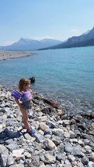 Learn to swim in Canada's beautiful mountain lakes