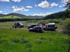Join a local 4x4 community to help inspire you to get out