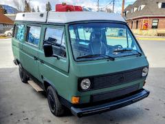 VW Westfalia Syncros Van, 4x4 and ready for adventure