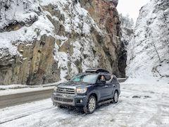 Toyota Sequoia - Family Vehicle or Overland Explorer