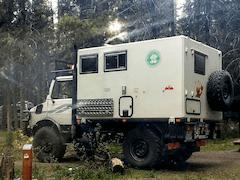 Expedition Unimog Camper