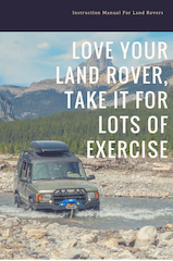 Land Rover Lover