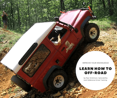 Online Off-Road Driving Training - Free