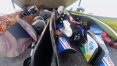 Inside Packasport Ski Box