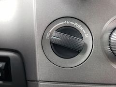 How to use 4L in a Toyota Sequoia