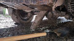 Off-Roading in Mud