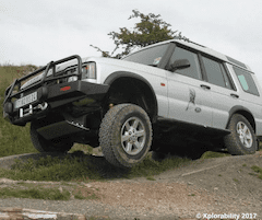 Land Rover Discovery 2 ABS, TC and HDC Guidelines