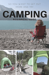 Camping is not as intimidating as it seems, get out and camp