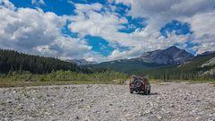 Land Rover Overland Trip