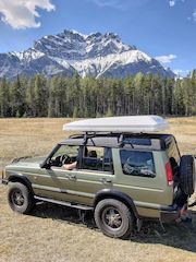 iKamper and Land Rover Combo = Awesome Adventures