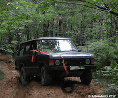 Off-Road Driving in Mud and Ruts