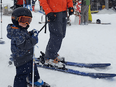 How to Dye Ski Boots