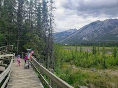 Banff Cave and Basic Boardwalk