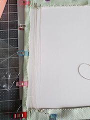 lacing stitching frame