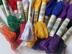 mouline etoile thread dmc