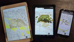 Thread-Bare Pattern Tracking App