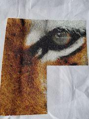tiger stitched