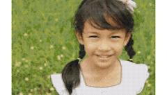 Example Mockup - Girl on Grass