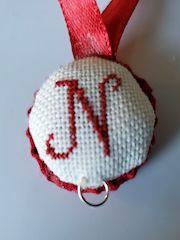 padded ornament