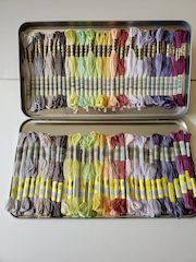 amo threads 1-35 dmc