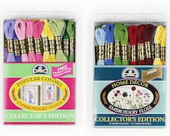 Popular Floss Pack DMC