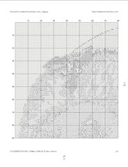 cross-stitch pattern small print
