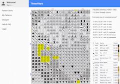 pattern-maker screenshot