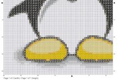 DMC Pattern Detail page