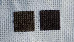 DMC 08 - 09 skein dye lots
