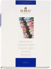 Color card DMC