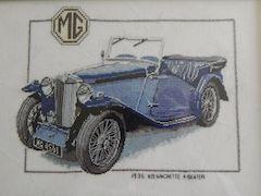 MG cross stitch